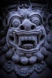Estatua hindú Bali Indonesia de dios Imágenes de archivo libres de regalías