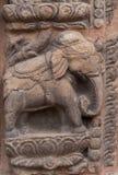 Estatua hindú de la diosa Fotografía de archivo libre de regalías