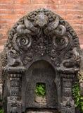 Estatua hindú de la diosa Fotos de archivo