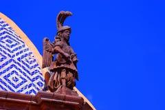 Estatua I del ángel Fotos de archivo