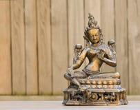 Estatua india Fotos de archivo
