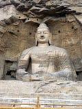 Estatua magnífica de buddha Imágenes de archivo libres de regalías