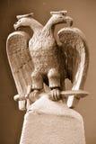 Estatua masónica simbólica Fotografía de archivo libre de regalías