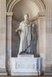 Estatua Napoleon Bonaparte en el palacio Versalles cerca de París, Francia Foto de archivo libre de regalías