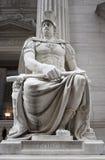 Estatua neoclásica Imágenes de archivo libres de regalías
