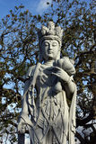 Estatua oriental Foto de archivo libre de regalías