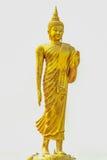 Estatua permanente de Buddha Foto de archivo