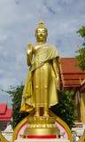 Estatua permanente de Buddha Imagen de archivo