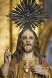 Estatua religiosa Fotografía de archivo