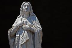 Estatua religiosa Fotografía de archivo libre de regalías