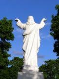Estatua religiosa Imagen de archivo libre de regalías