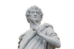 Estatua romana Imagenes de archivo