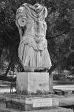 Estatua romana Imagen de archivo