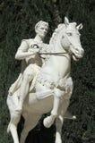 Estatua romana 7 Foto de archivo libre de regalías