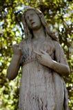 Estatua romana en Florencia Fotos de archivo libres de regalías