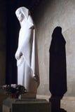 Estatua santa de Maria Fotos de archivo