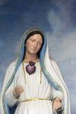 Estatua St Mary Imagenes de archivo
