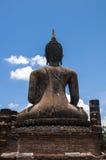 Estatua Sukhothai de Buda imagen de archivo libre de regalías