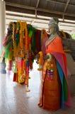 Estatua TA-khian en Tailandia Imagenes de archivo