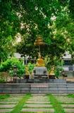 Estatua tailandesa de Buda imagen de archivo libre de regalías