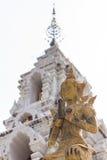 Estatua tailandesa del ángel en el wat Banden, Chiangmai Tailandia imagen de archivo libre de regalías