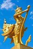Estatua tailandesa del estilo Fotos de archivo libres de regalías