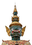 Estatua tailandesa del estilo de Tosakan Fotografía de archivo