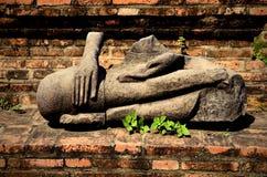 Estatua vieja. Fotos de archivo libres de regalías