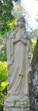 Estatua vieja Fotografía de archivo