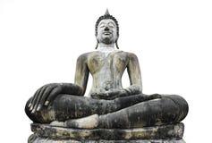 Estatua vieja de Buddha Fotos de archivo libres de regalías