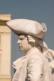 Estatua viva Fotografía de archivo
