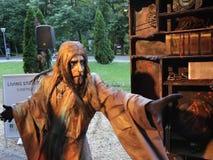 Estatua viva - brownie