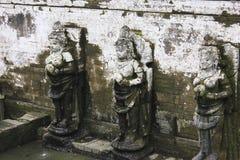 Estatuas antiguas fotografía de archivo