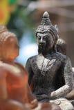 Estatuas antiguas de Buda en Nakhonsawan Tailandia Foto de archivo libre de regalías