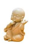 Estatuas budistas Imágenes de archivo libres de regalías
