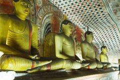Estatuas de Buda Fotos de archivo libres de regalías