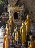 Estatuas de Buda Imagenes de archivo
