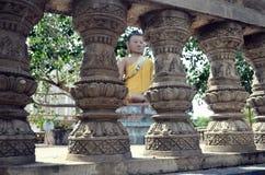 Estatuas de Buda en Phnom Penh, Camboya Imagenes de archivo