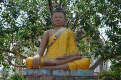 Estatuas de Buda en Phnom Penh, Camboya Foto de archivo