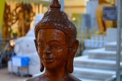 Estatuas de Buda en Phnom Penh, Camboya Foto de archivo libre de regalías