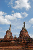 Estatuas de Buddha Imagen de archivo libre de regalías