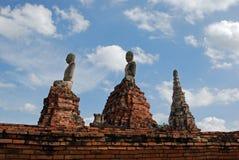 Estatuas de Buddha Imágenes de archivo libres de regalías