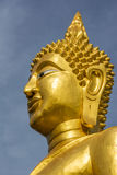 Estatuas de Buddha de Tailandia Imagen de archivo