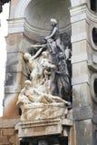 Estatuas de Cataluña foto de archivo libre de regalías