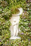 Estatuas de la casa de Belton Fotos de archivo libres de regalías