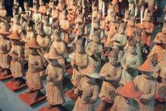 Estatuas de la gente foto de archivo libre de regalías