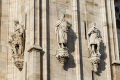 Estatuas de mármol Fotos de archivo
