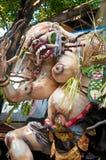 Estatuas de Ogoh-Ogoh, Bali, Indonesia Imágenes de archivo libres de regalías