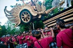 Estatuas de Ogoh-Ogoh, Bali, Indonesia Fotografía de archivo libre de regalías
