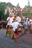 Estatuas de Ogoh-Ogoh, Bali, Indonesia Fotos de archivo libres de regalías
